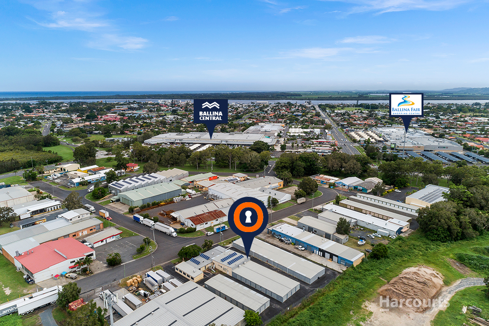 Self Storage Sheds Ballina